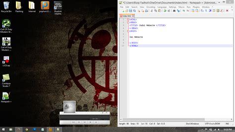 step membuat online shop membuat online shop sederhana menggunakan html fadholi