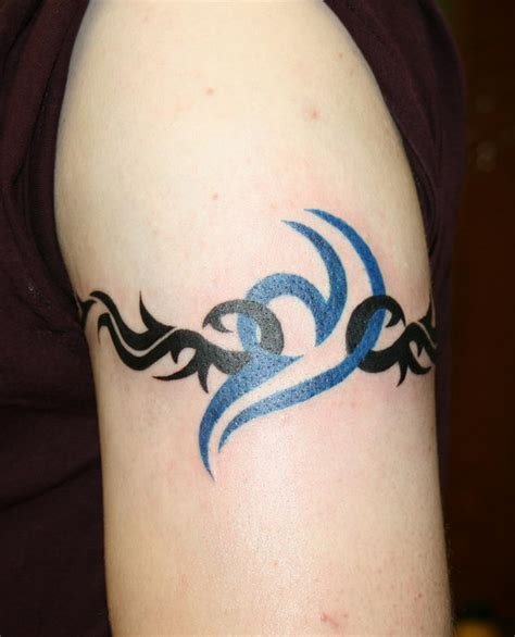 simple tribal arm tattoos 30 cool libra designs hative