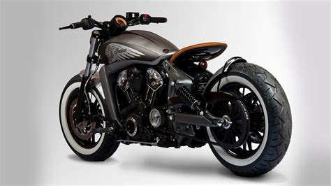 Indian Moto Scout Bobber by Indian Motorcycles Motos Pinterest Bobbers