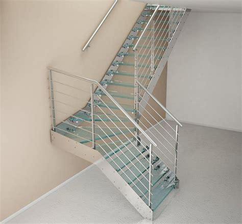 ringhiera di vetro ringhiere di vetro ringhiera legno immagine di scale in