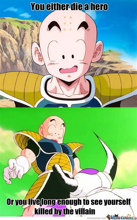 Dragon Ball Z Birthday Meme - dragonball z by thatbastardbisharp meme center