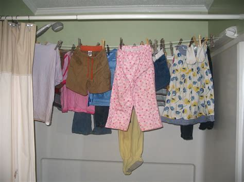 bathtub clothesline three off grid alternatives to a clothes dryer