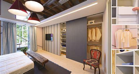 schlafzimmer ideen mit ankleide begehbarer kleiderschrank und schlafzimmerschrank