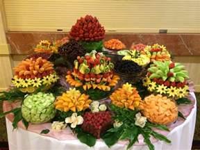 Fruit Buffet Table Fruit Buffets Fruit Buffet Edible Fruit