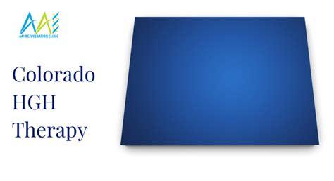therapy colorado colorado hgh therapy clinics treatment aai clinic
