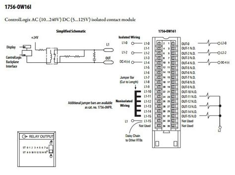 1756 ia16 wiring diagram 1756 it6i wiring diagram