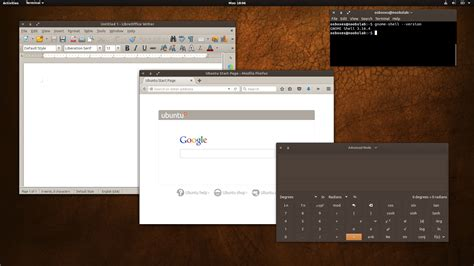 desktop themes for ubuntu 15 10 make your gnome desktop to look like old ubuntu 8 04