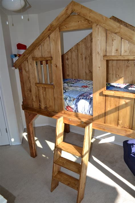 clubhouse bed bunk bed clubhouse clubhouse loft bed for diy cozy home