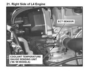p0118 engine coolant temp sensor honda accord forum