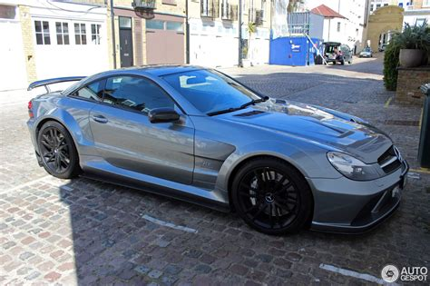 Mercedes Amg Sl 65 by Mercedes Sl 65 Amg Black Series 8 June 2016