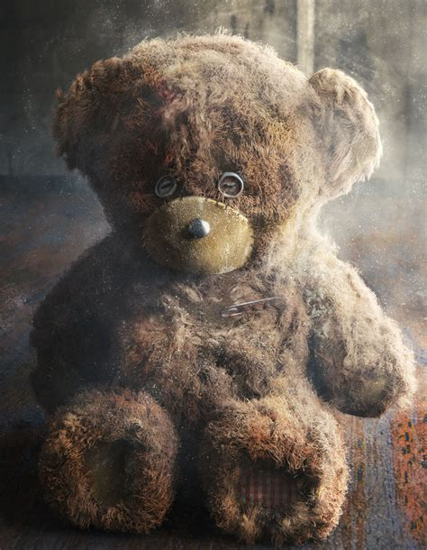 blender tutorial teddy bear why adding atmospheric effects like dust is crucial for