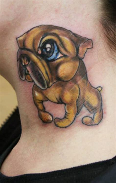 cute dog tattoos www imgkid the image kid has it