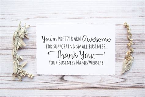 thank you letter business anniversary sle business cards free premium templates