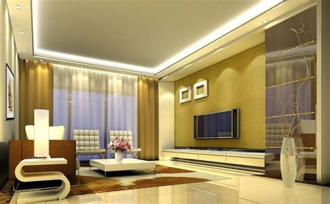 Interior Design by Interior Designer Tv Wall In Living Room Interior Design