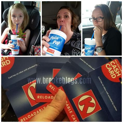 Free Circle K Gift Card - circle k free polar pop for life sweepstakes plus 100 giveaway brooke blogsbrooke