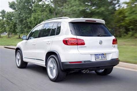 2014 volkswagen tiguan se with appearance package 2014 volkswagen tiguan new car review autotrader