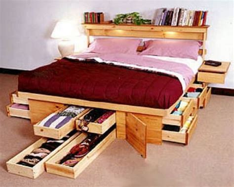 The Bed Storage by Creative Bed Storage Ideas For Bedroom Hative