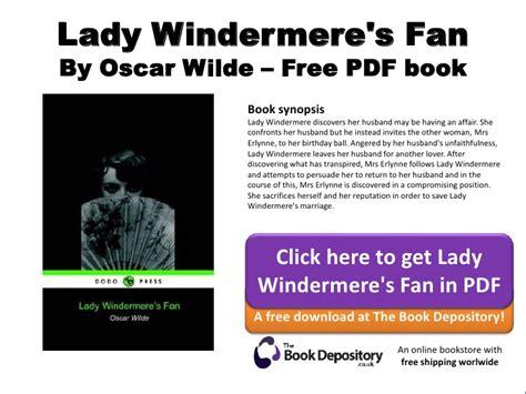 not a fan ebook free windermere s fan oscar wilde free e book