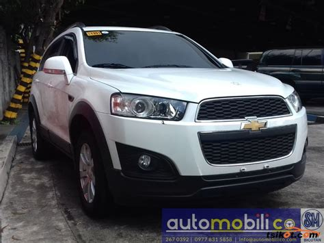 chevrolet captiva  car  sale metro manila