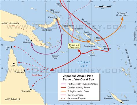the coral sea the battle of the coral sea