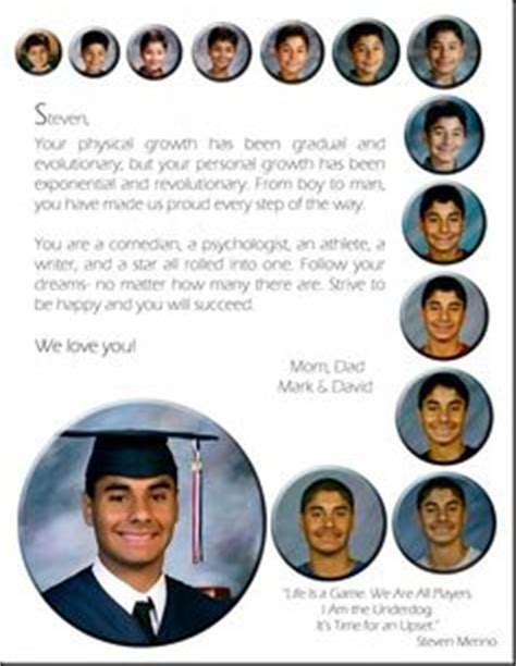 Yearbook Academic Section Ideas by 1000 Images About Yearbook Senior Ad Ideas On