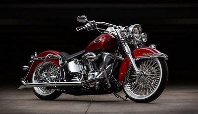 Harley Davidson Style Guide by 2008 Harley Heritage Softail Motorcycles For Sale