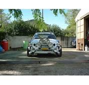 Michel Vuillemins Rally Prepared Mk2 Ford Fiesta