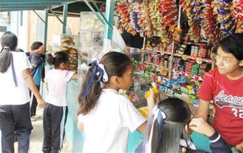 imagenes tienda escolar los kioscos saludables son una deuda en las escuelas
