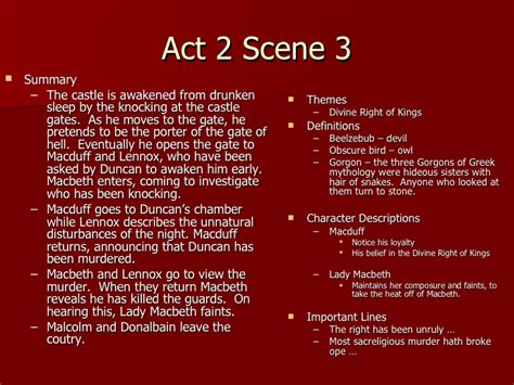 themes in macbeth act 2 quotes about macbeth in act 2 17 quotes