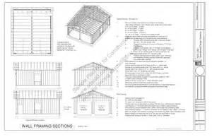 24 x 28 garage plans