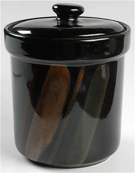 sango avanti black 4 piece canister set 8250597 ebay sango avanti black at replacements ltd