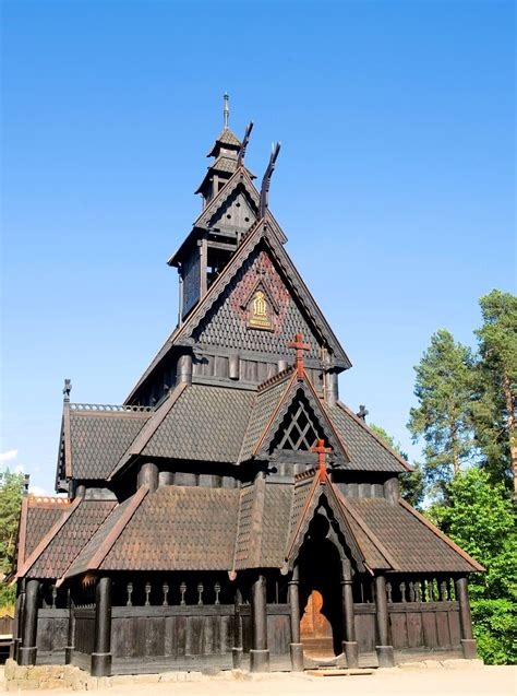 Catholic Church Floor Plan artodysseys norway s historic stave churches