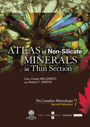 Publications Mineralogical Association Of Canada