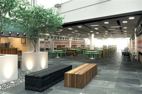 corporate food court design food court 187 retail design blog