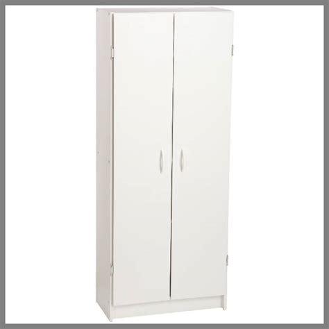 Closetmaid Laminate Tall Pantry Storage Cabinet Whereibuyit Com