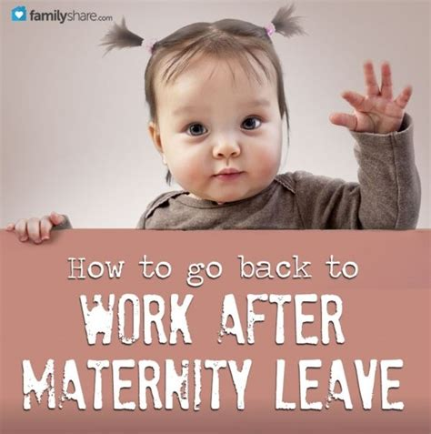Going Back To Work After Mat Leave by Pin By Weslynn Biggers On Baby