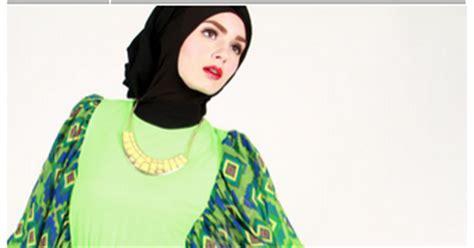 foto busana atasan desain baju muslim wanita modern jaman sekarang cantik model baju terbaru