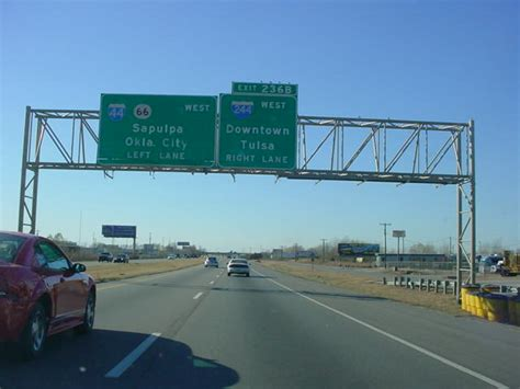 imagenes tulsa oklahoma interstate guide interstate 244 oklahoma