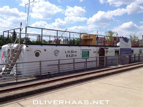 Berlin Hausboot 187 berlin tag und nacht hausboot adresse