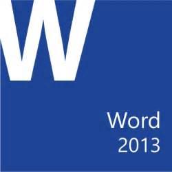 Microsoft Word 2013 Microsoft Office Word 2013 Part 2