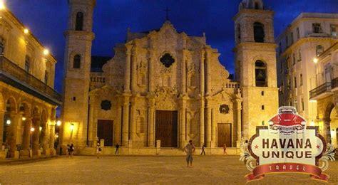 catedral de la habana cuba