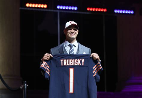 2017 nfl draft chicago bears get fleeced dealing with rookie lynch
