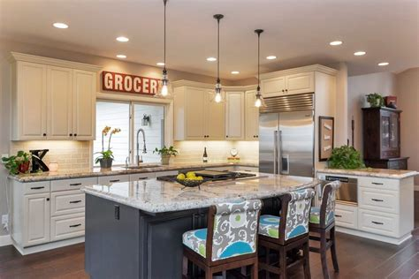 modern kitchen island ideas that reinvent a classic classic white kitchen with modern accents dale s