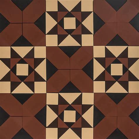 york pattern tiles pattern york square pattern eco tile factory