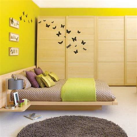 wall bedroom stickers creative bedroom wall art sticker ideas