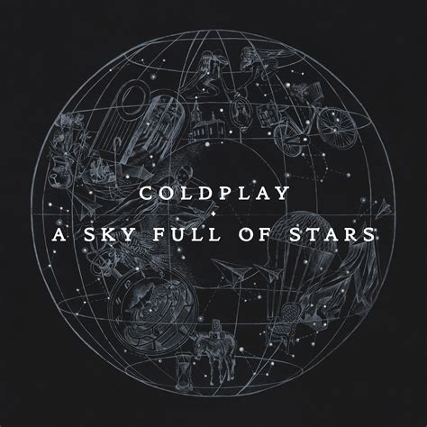 coldplay a sky full of stars coldplay a sky full of stars cover art id 71050