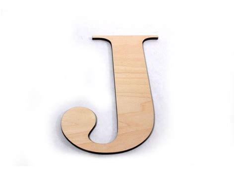 wooden letter templates laser cut wood letter 1 4 quot baltic birch font clarendon