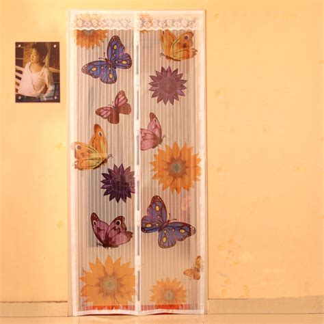 magnetic drapes fuya 2014 magnetic soft screen door curtain magnetic