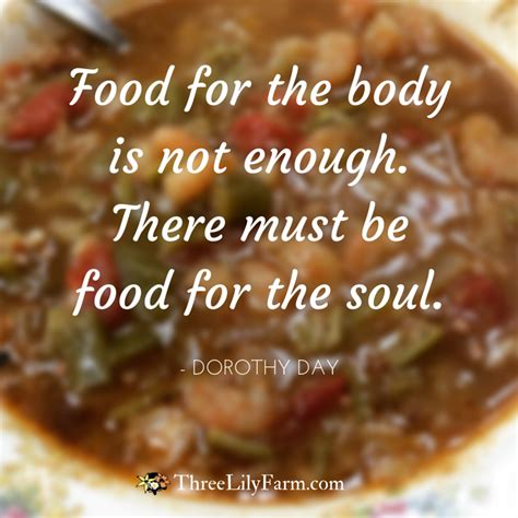 food for the soul quotes quotesgram