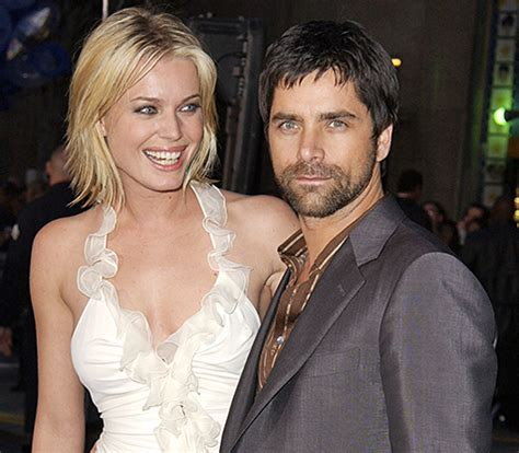 john stamos with wives rebecca romijn shemazing